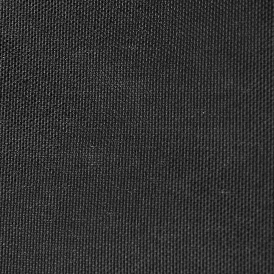 shumee Senčno jadro oksford tekstil pravokotno 4x6 m antracit