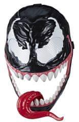 Spiderman Maximum Venom maska Venoma