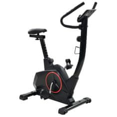 shumee Magnetyczny rower treningowy z pomiarem tętna, XL