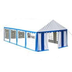 shumee Namiot imprezowy 4 x 8 m, niebieski