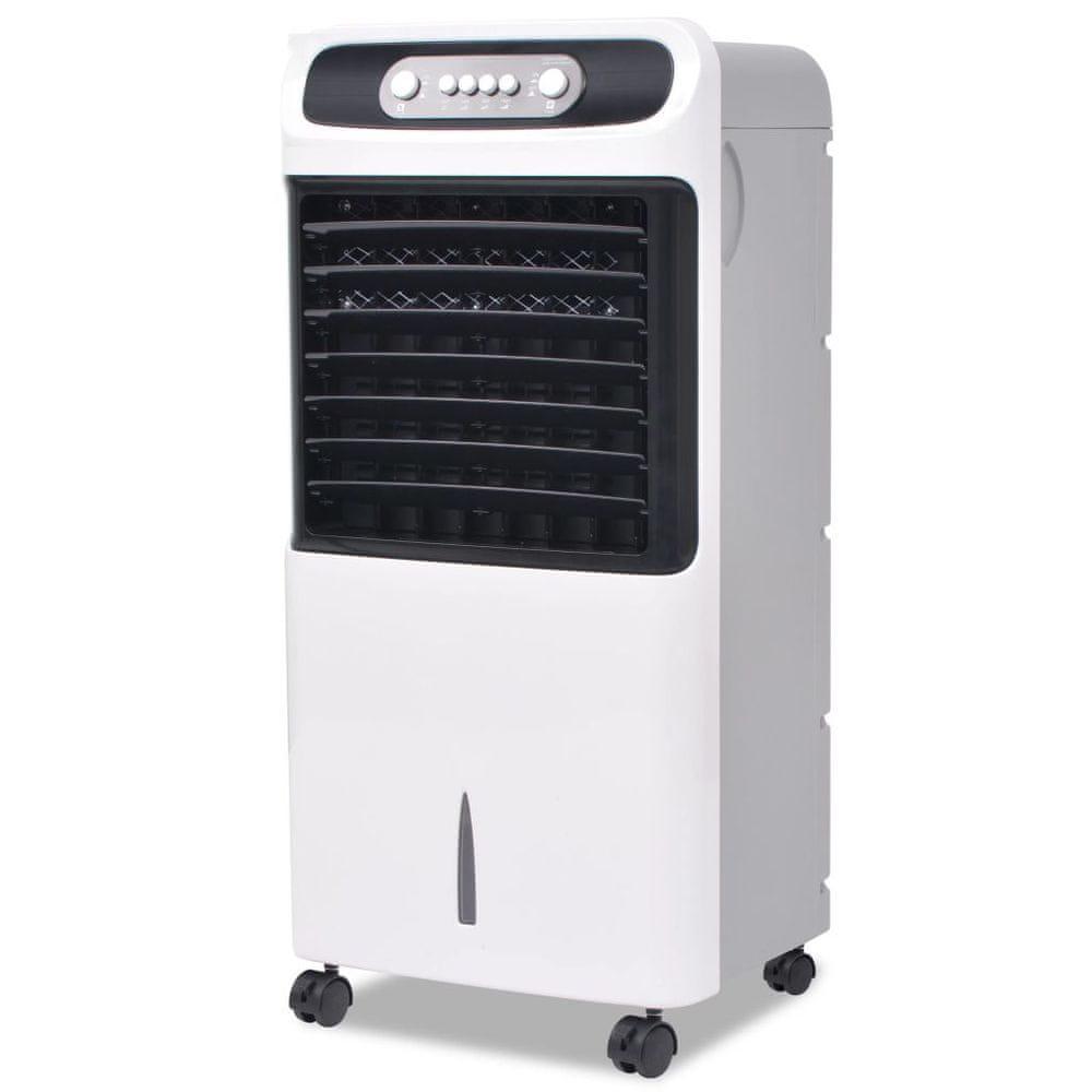 Vidaxl Přenosný chladič vzduchu, 80 W, 12 l, 496 m³/h
