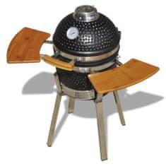 shumee Kamado keramični žar z dimljenjem 76 cm