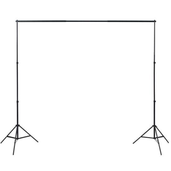 shumee Sprzęt do studia fotograficznego: tło 5 kolorów i 2 softboxy