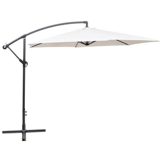 shumee konzolos napernyő 3 m homokfehér