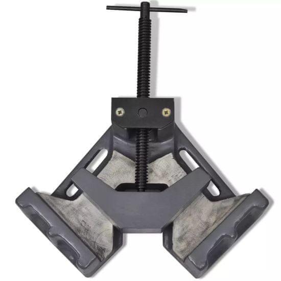 shumee Ročni kotni primež za vrtalni stroj 115 cm
