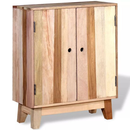 shumee Kredenca iz trdnega predelanega lesa