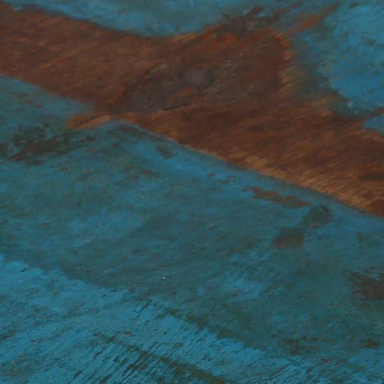 shumee 7 részes, többszínű, tömör újrahasznosított fa bárszett