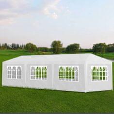 shumee Namiot imprezowy, 3 x 9 m, biały