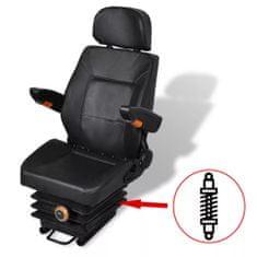 shumee Sedež za traktor z vzmetenjem