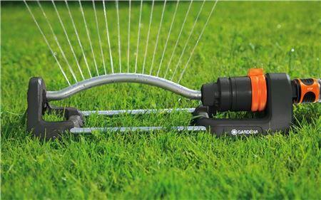 Gardena razpršilnik Aqua S 18700-20, štiridelni
