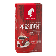 Julius Meinl Prasident mletá káva 250 g