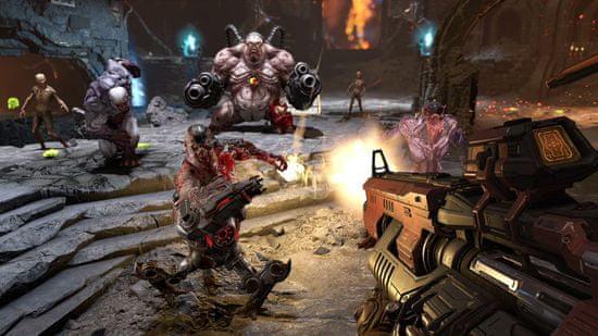 Bethesda Softworks igra Doom Eternal (PS4)
