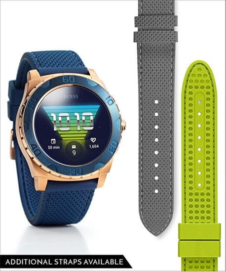 Guess Ace Touch Smartwatch C1001G2