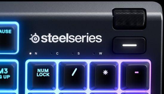 SteelSeries Apex 3, US (64795)