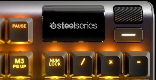 SteelSeries Apex 5, SteelSeries Hybrid Blue, US (64532)