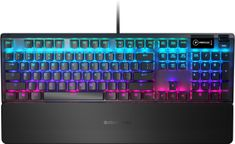 SteelSeries Apex 5 tipkovnica, Hybrid Blue, RGB