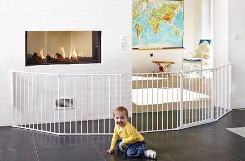 BabyDan prostorska zaščitna ovira Supreme OLAF XXX 90-3