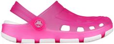 Coqui Jumper Fluo 6363 Fuchsia/White dekliški sandali (6363-100-0532), roza, 34/35