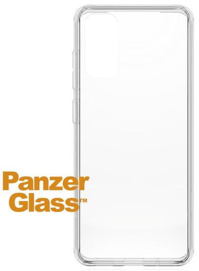 PanzerGlass ClearCase ovitek za Samsung Galaxy S20, prozoren