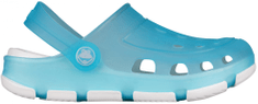 Coqui Fiú cipő JUMPER FLUO 6363 Turquoise/White 6363-100-1932, 32/33, kék