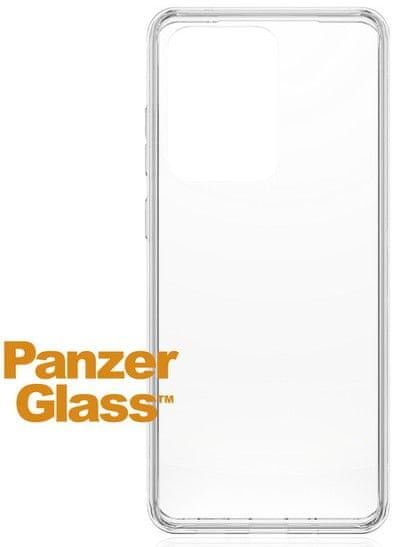 PanzerGlass Clear Case ovitek za Samsung Galaxy S20 Ultra, prozoren