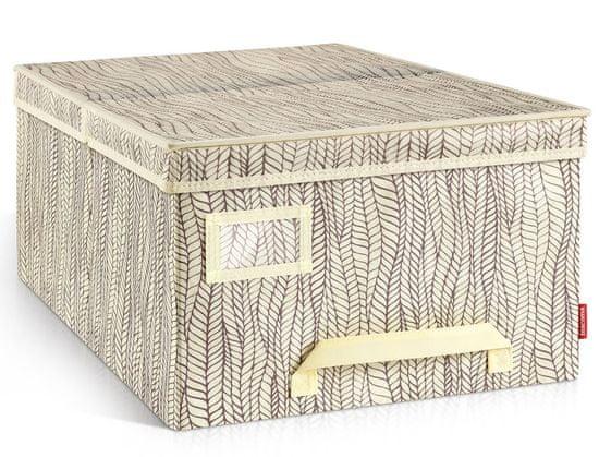 Tescoma Krabice na oděvy FANCY HOME 40 x 52 x 25 cm, smetanová