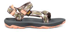 Teva otroški sandali Hurricane XLT 2 1019390C-CSFM, 31, oranžni