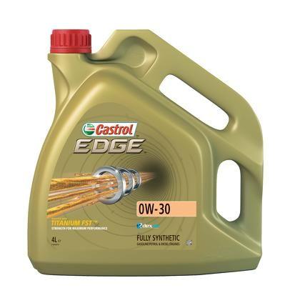 Castrol Castrol Edge FST 0W-30 4L