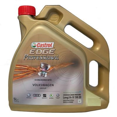 Castrol Castrol EDGE Professional Longlife III 5W-30 5L