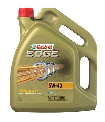 Castrol Castrol Edge TITANIUM FST 5W-40 5l