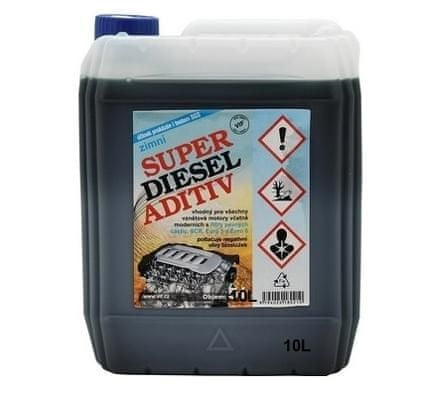 VIF VIF Super Diesel Aditiv zimní 10L
