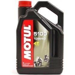 Motul MOTUL 5100 4T Ester 10W-40 4L