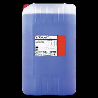 Sheron SHERON Zimní kapalina do ostřikovaců -40C 25 lt