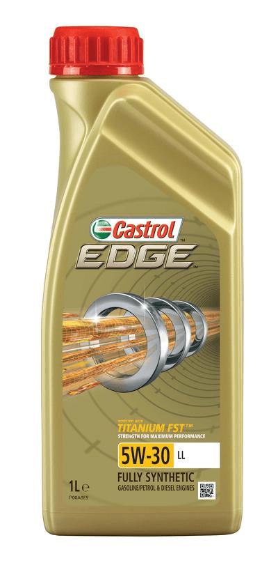 Castrol Castrol EDGE 5W-30 LongLive Titanium FST 1L NOVINKA 2015