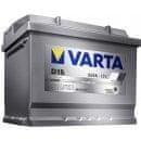 varta Autobaterie Varta Silver dynamic 12V 74Ah 750A, 574 402 075, 574402075