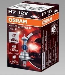 OSRAM OSRAM H7 12V 55W PX26d Night Breaker LASER