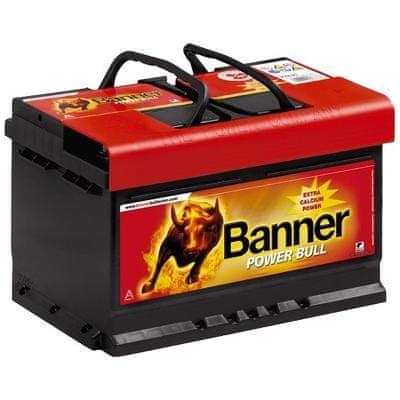 Banner Banner Power Bull 12V 74Ah 680A P7412