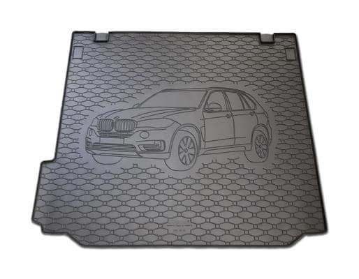 Rigum Vana do kufru gumová Rigum RIGUM BMW X5 2013-