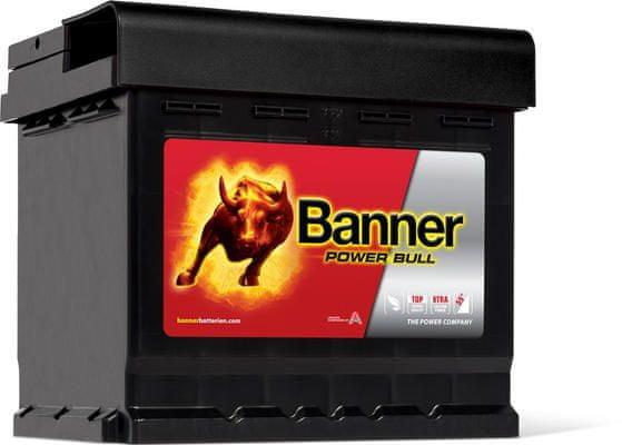 Banner Autobaterie Banner Power Bull P50 03 50Ah 12V