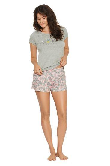 Henderson Női pizsama 38060, szürke, L