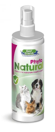 BEST FRIEND Phyto Natural sprej za zaščito pred insekti, 125 ml