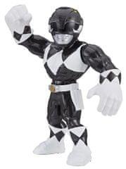 HASBRO Power Rangers Mega Mighties Black Ranger figura