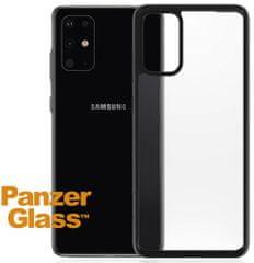 PanzerGlass žaščitni ovitek ClearCase za Samsung Galaxy S20 Plus Black Edition 0239
