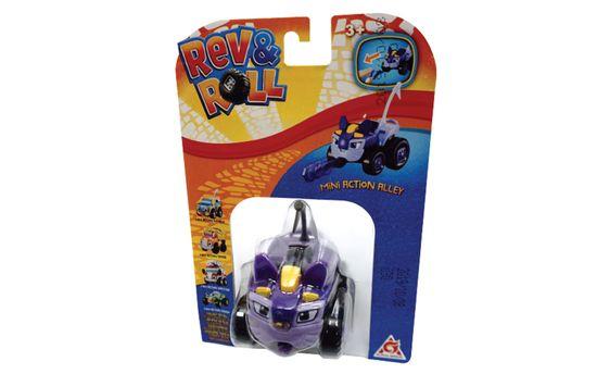 Rev&Roll Mini Action Alley avtomobil (BL.38610)