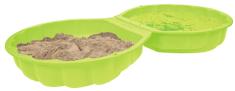 BIG Pískoviště mušle zelená