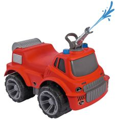 BIG Power Worker Maxi hasičské auto - rozbalené