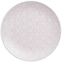 Lene Bjerre ABELLA keramična plošča roza 27 x 3 cm