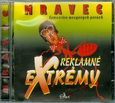 Mravec Jozef: Mravec - Reklamné Extrémy CD