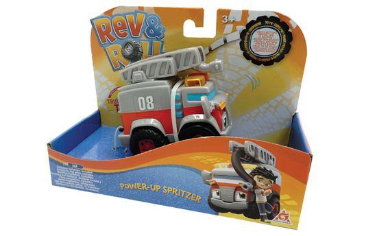 Rev&Roll Power Up Spritzer avtomobil, na baterije (ŠK.38333)