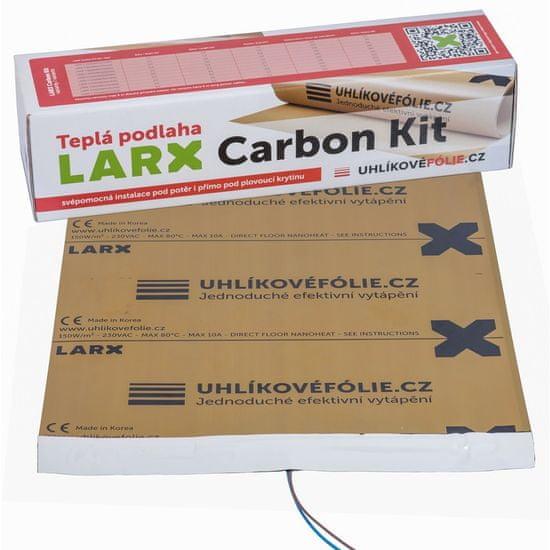 LARX CarbonKit vykurovacia fólia, šírka 0,5 m, dĺžka 4 m